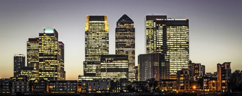 Business Buildings in London